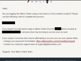 two factor authentication general questions discussions albion