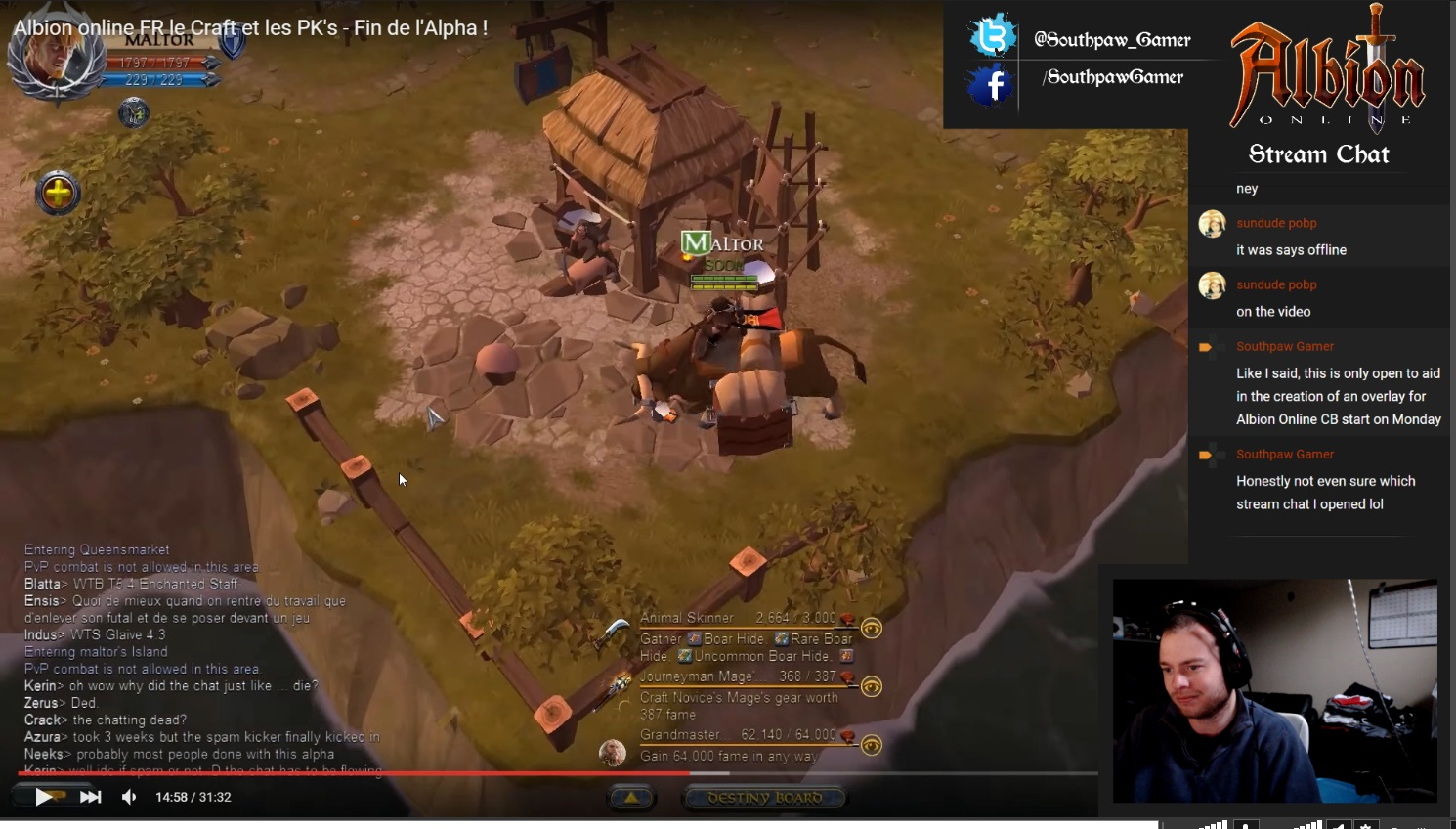 Stream Overlay(s) - Video and Media Forum - Albion Online Forum