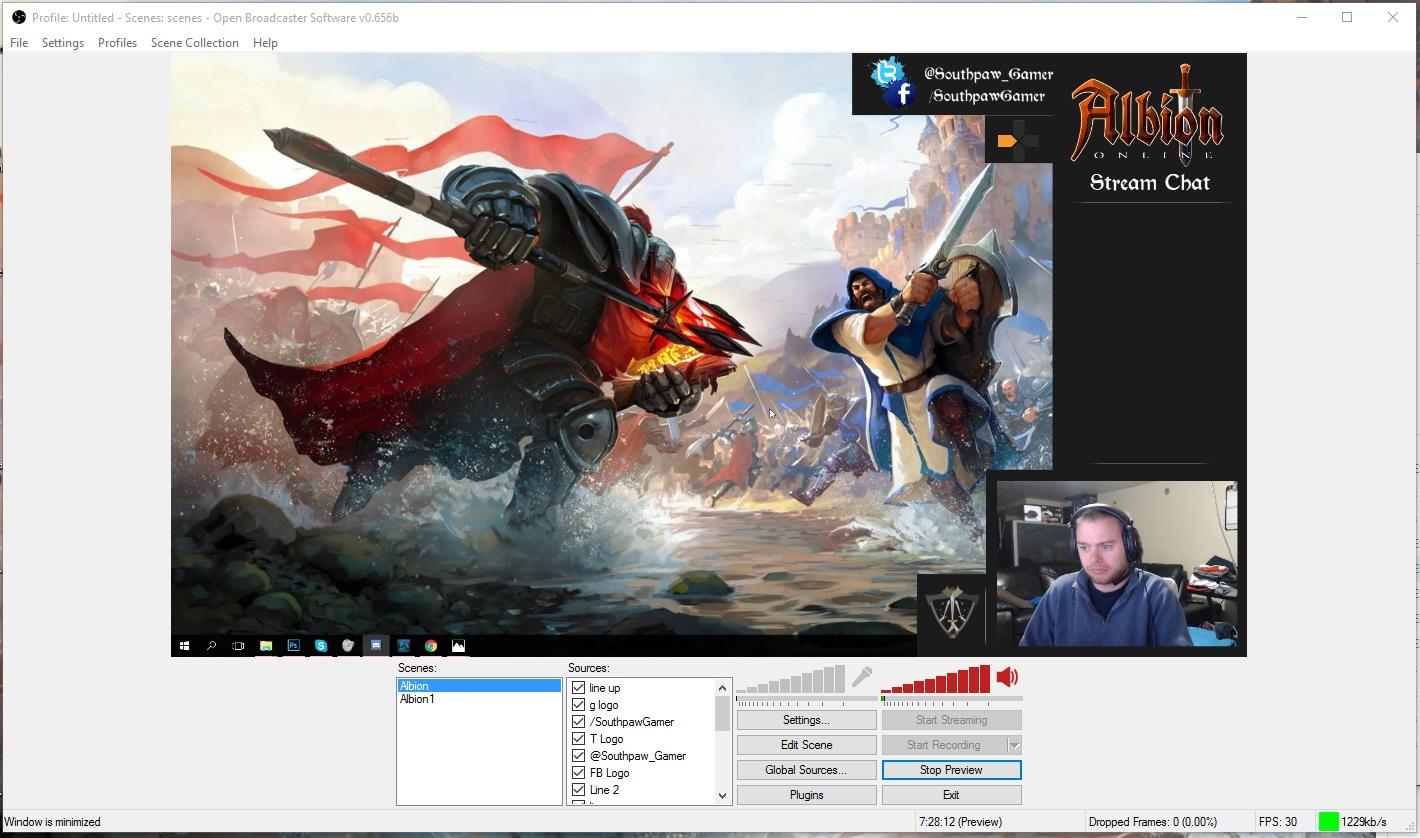 Stream Overlay(s) - Video and Media Forum - Albion Online Forum