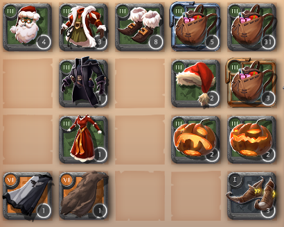 Wtb Wtt Buying Trading Vanity Items Trade Albion Online Forum
