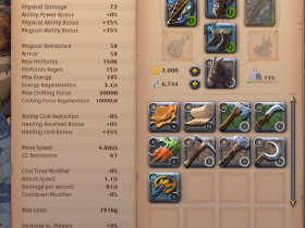 Need help with Warbow build - Beginner's Questions - Albion