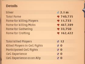 Albion Online Great Cursed Staff Build